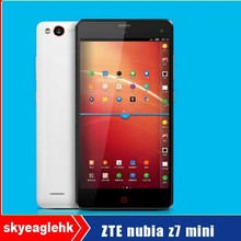 2014 newest original mart phone ZTE Nubia Z7 mini in alibaba