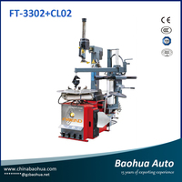 Automatic tire changer/tire changer/Full automatic Tyre tire changer FT3302+CL02