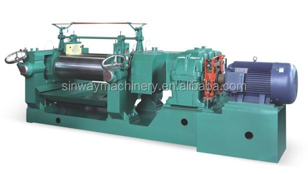 High performance low noise industrial silicone rubber kneader machine with reasonable price