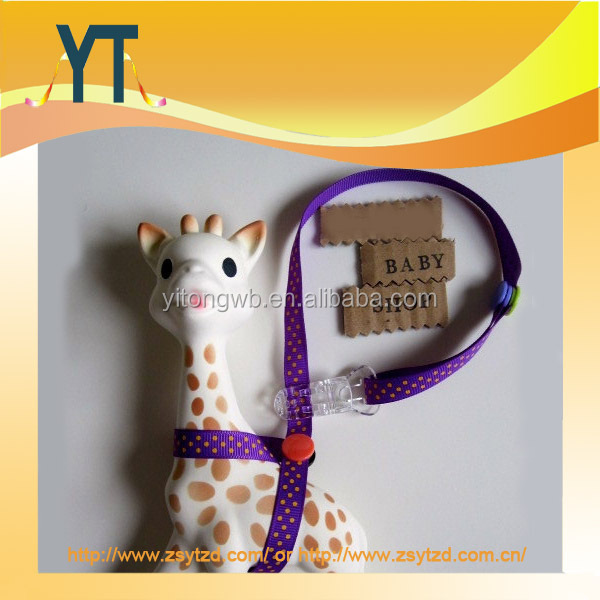 Sophie the Giraffe Teether baby toy teething rubber sophie/toy holder