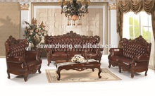 2016 sofa set new designs/very cheap living room furniture/leather sofa exporter