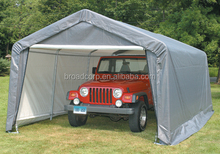 PE material cheap car garage tents