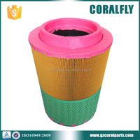 CORALFLY air filter 1613950100/C25740 air compressor intake filter