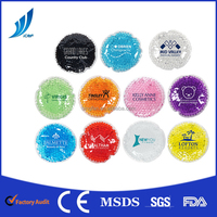 Hot sale gel beads Hot Cold Pack medical therapy mini pack
