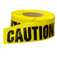 Pe Warning Tape Price Barricade Safety