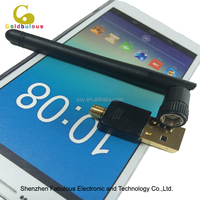 Strong signals the new version RT5370 chip 150Mbps USB wireless network card accept wireless TV bare PCB board