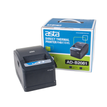 Best Price Printing Machine Barcode Label Thermal Printer AD-B2081