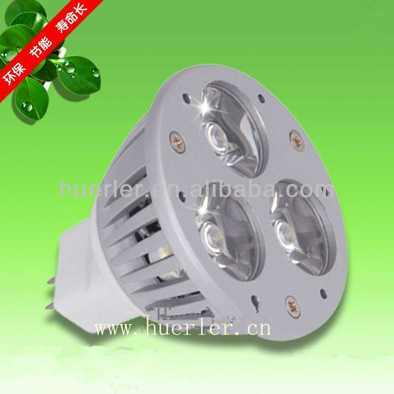 Factory Sale Direct Led G10 Epistar Led spotlight With CE RoHS mr16 led lamp
