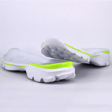 High quality shoe material clear shoe soles