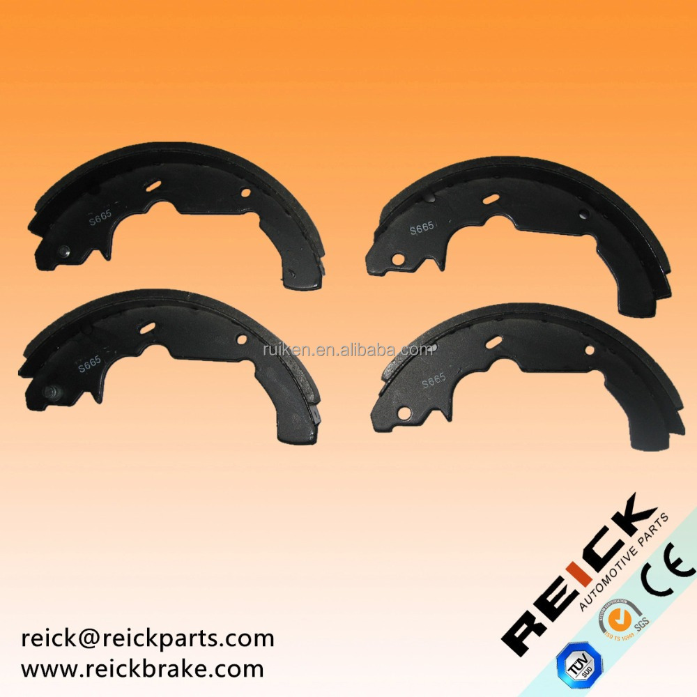 American Brake Shoe S665 44060-0B025 44060-7B025 For FORD 2003 WINDSTAR NISSA'N QUEST