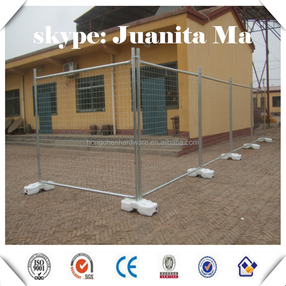 canada safety temporary fencing