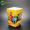 Disposable custom printed kraft take away lunch food paper box for food