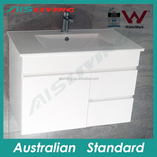 with SAA AND WATER MARK APPROVAL Middle high end gloss lacquer kitchen cabinet for Australia and America Market
