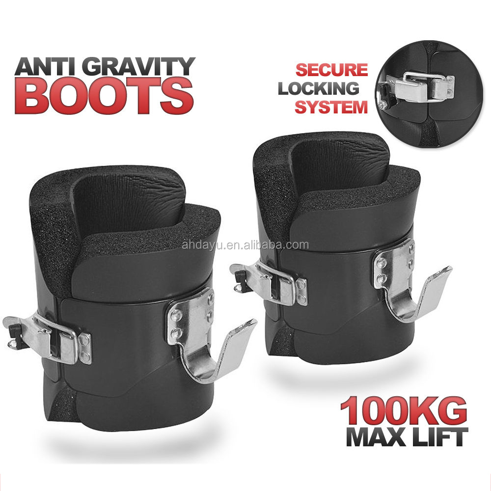 Gravity inversion boots for hang up training| Inversion Boots|Sports Ankle Boots