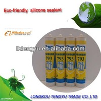 Eco-friendly waterproof neutral silicone sealant