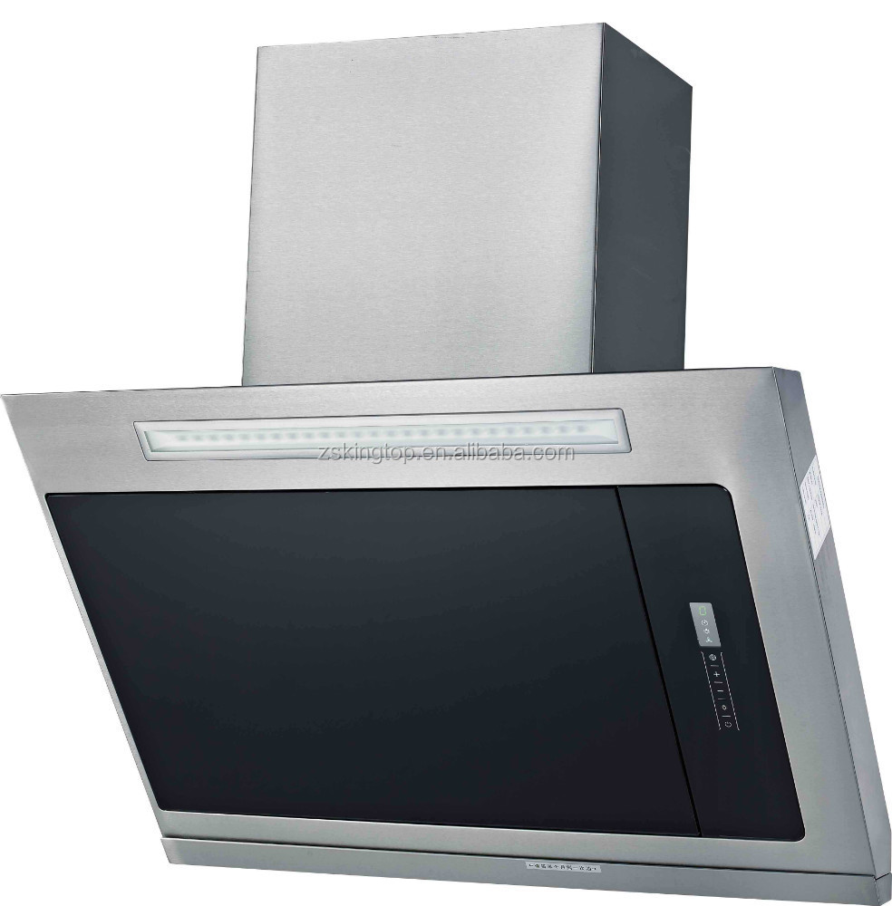 high quality stainless steel ultra-thin range hood under cabinet range hood