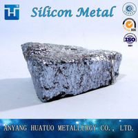 Silicon metal 3303 grade for metallurgical and electronic use