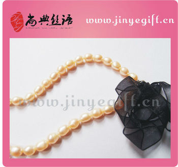 Fashion Beach Jewelry Natural Style Freshwater Pearl Sexy Bra Straps