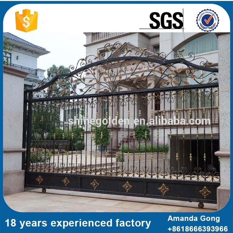 World Famous Used Wrought Iron Gate Properties For Sale