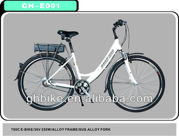 36v 250w electric bike/e bike/city bicycle