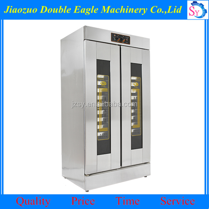 Pizzeria stainless steel bread proofer fermentation cabinet machine/French Bread Bakery Equipment