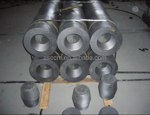 RP HP SHP UHP HD graphite electrode for arc furnace secondary refining furnace