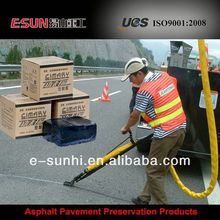 TE-I rubberized cement pavement sealer