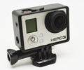 Standard gopros 4 Frame for Heros 4 /3+/3, with Assorted Mounting Hardware