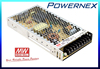 [PowerNex] Mean Well LRS-200-48 (200W 48V 0~4.4A)Low cost Enclosed Switching Power Supply, High efficiency, Electronic apparatus