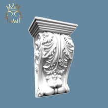 High quality classical PU pillar plastic lowes corbel