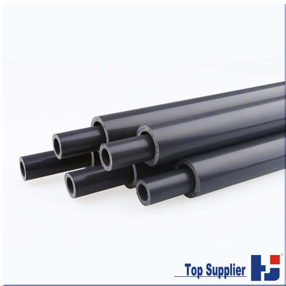 top supplier HJ CPVC ASTM schedule 80 water system plastic pvc pipe
