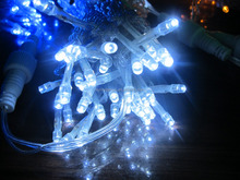 solar deer lights for garden white LED christmas string light outdoor IP44 Popular in Europe Asia Oceanica Africa