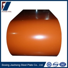 Color coated galvanized steel bright ppgi coil roofing sheet