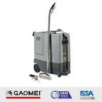 GMC-3 Two vacuum motors Powerful Sucking ability Hot steam Carpet Cleaning Machine