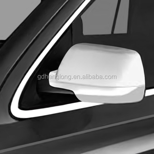 2015-2017 Chevy Tahoe ABS Chrome Full Side Mirror Cover