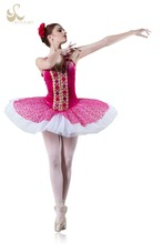 Top selling china professional Girls dance wear tutus