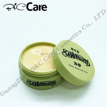 80g Texture Model Hair Clay New coming Hair styling cream Product Edge control