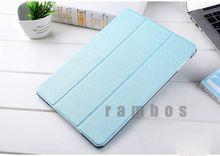 Ultra Thin Full Body Smart Cover Sleep/Wake Case with Stand Holder for iPad Air for iPad 5