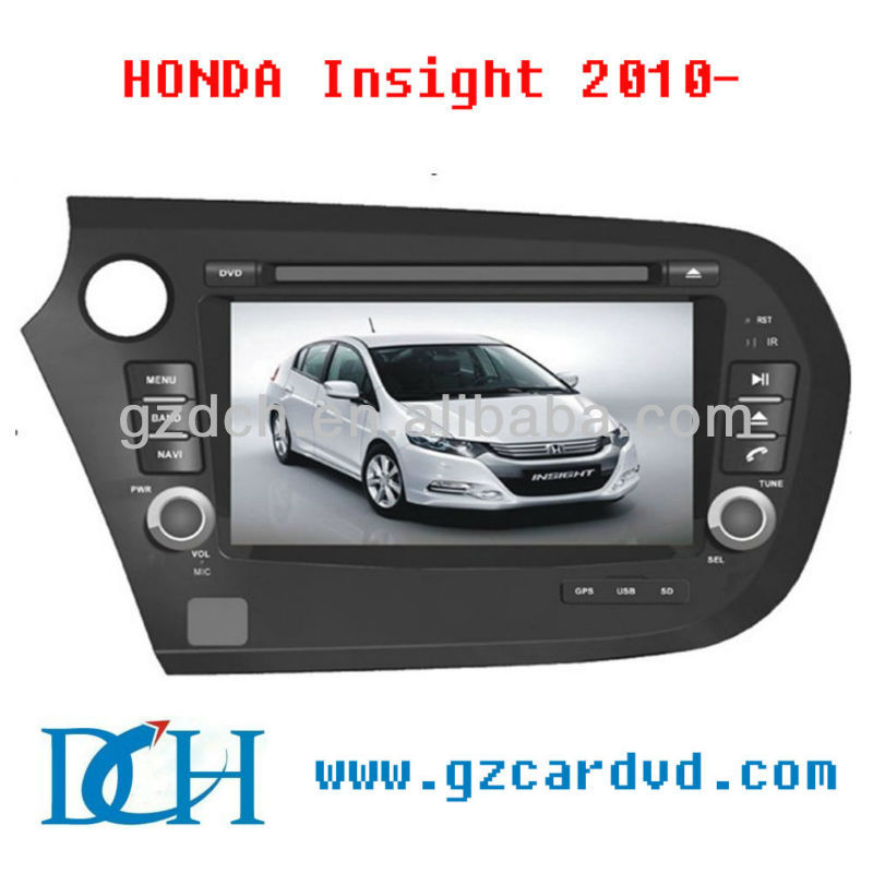 car dvd gps for HONDA Insight 2010- WS-9445