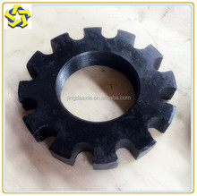 hot sale Grader parts 85513040 round nut for construction engineering machinery GR215 Motor Grader and Wheel Loaders