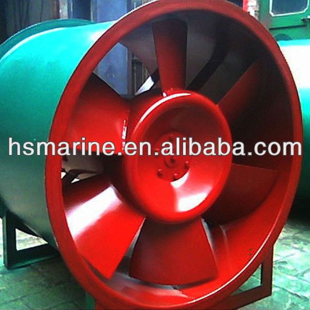 BT35-11 Explosion-proof Axial Fan