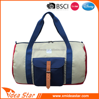 Wholesale cheap good quality durable 600d fancy travel duffle bag