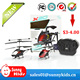 2014 New low price helicopter cheapest rc helicopter 2CH