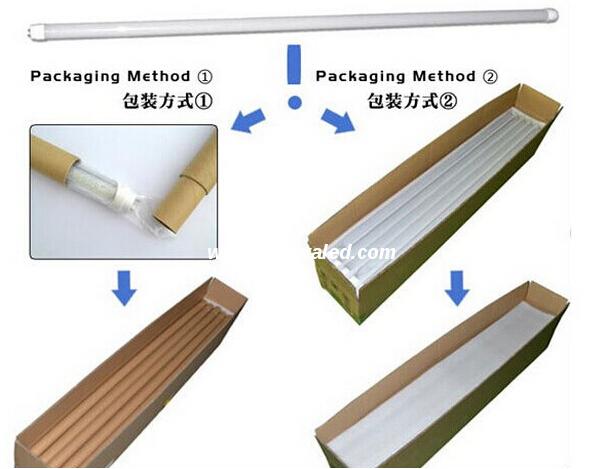 Alibaba Golden Supplier 6ft 26w Freezer Led Tube Ac100-277v Cri ...