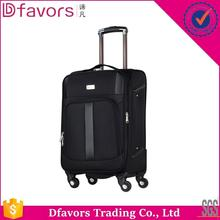 New design universal wheel scooter luggage trolley luggage and bags digital lock suitcase multiple colors