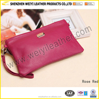 High Quality Cheap PU Cluth Bag For Ladies Made In China
