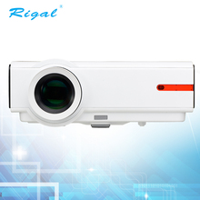 Home cinema portable mini multimedia 3200 lumens 3D HD 1080P digital USB wifi android projector
