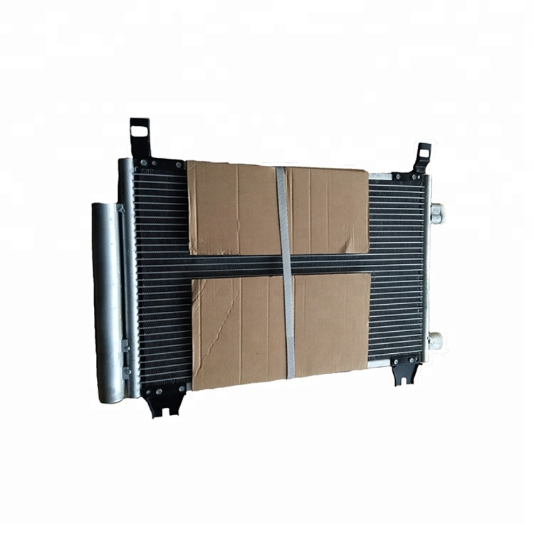 Nitoyo Car Air Conditioning Condenser Price For Toyota Vios O7