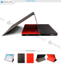 Smart tablet accessories tpu leather case cover for microsoft surface tablet