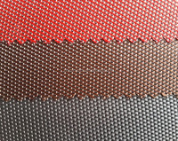 polyester flame retardant blackout curtain jacquard fabric